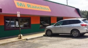 The Unassuming Town In Indiana That Has The Best Mexican Food Ever
