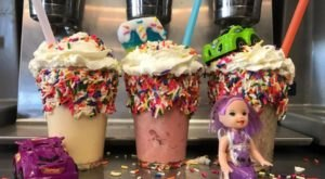 Missouri's Incredible Milkshake Bar Is What Dreams Are Made Of