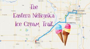 This Mouthwatering Ice Cream Trail In Eastern Nebraska Is All You've Ever Dreamed Of And More