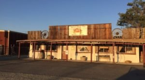 This Tiny Nevada Town Looks Straight Out Of The Old West