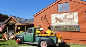 It's Impossible Not To Love This Charming Country Store In Vermont