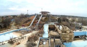 The Abandoned Water Park In Texas That Won't Be Seeing Any Visitors This Summer