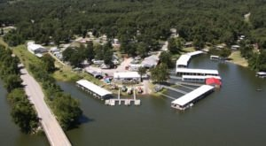 The Tiny Lake Town In Oklahoma You've Never Heard Of But Need To Visit