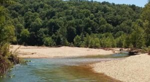 You Don't Want To Miss Swimming In This Crystal Clear Creek In Oklahoma This Summer