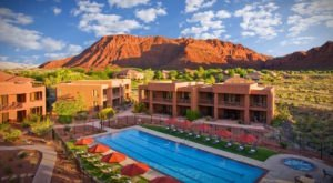 Leave Your Troubles Behind At This Incredible Utah Resort