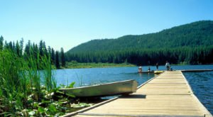 6 Glorious Campgrounds In Idaho Where No Reservation Is Required