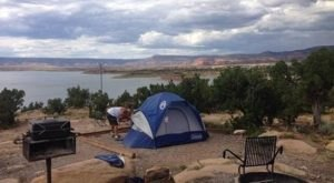 8 Lakeside Campsites In New Mexico That'll Make Your Summer Epic