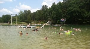 7 Little Known Swimming Spots In Alabama That Will Make Your Summer Awesome