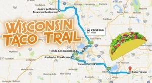 This Amazing Taco Trail In Wisconsin Takes You To 11 Tasty Restaurants