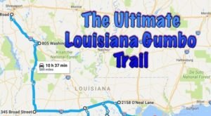 The Ultimate Louisiana Gumbo Trail You'll Want To Take As Soon As Possible