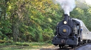This Epic Train Ride In Baltimore Will Give You An Unforgettable Experience