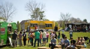 You've Never Experienced Anything Like West Virginia's Epic Food Truck Festival