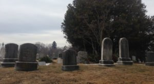This Haunted Graveyard Hiding In Connecticut Will Make Your Skin Crawl