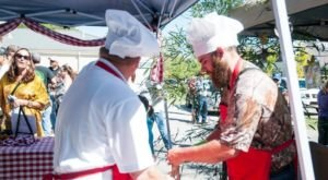 The Unique Food Fest In Arkansas With A Twist That You Definitely Weren't Expecting