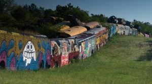 This School Bus Graveyard In Georgia Is Truly Something To Marvel Over