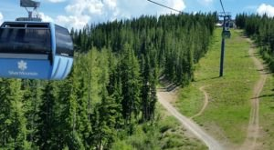 Most People Don't Realize The Country's Longest Gondola Ride Is Right Here In Idaho