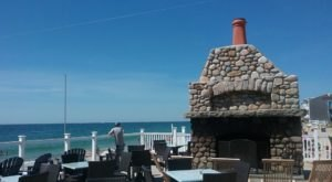 This Secluded Beachfront Restaurant In Rhode Island Is One Of The Most Magical Places You'll Ever Eat