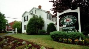 Step Back Into History At Maine's Oldest Standing Tavern