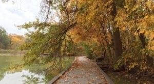 This Underrated Park In Cincinnati Is One Of Ohio's Best Kept Secrets
