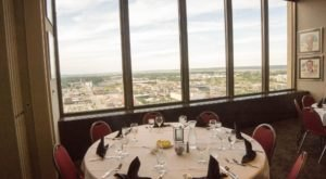 You'll Absolutely Love The Bird's Eye View At This Incredible Nebraska Restaurant