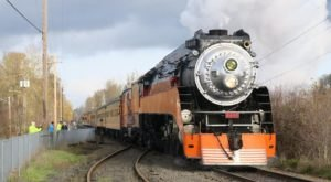 This Dreamy Train-Themed Trip Around Portland Will Take You On The Journey Of A Lifetime