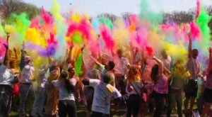 The Epic Color Festival In West Virginia That Just Might Be The Happiest Event On Earth