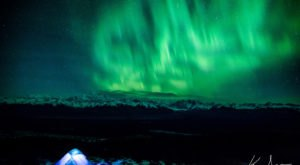 The One Mesmerizing Place In Alaska To See The Northern Lights