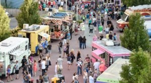 You've Never Experienced Anything Like Buffalo's Epic Food Truck Park