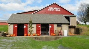 These 6 Charming Cider Mills In Pennsylvania Will Have You Longing For Fall