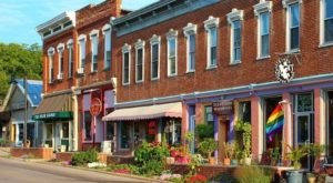 The Unique Town Near Cincinnati That's Anything But Ordinary