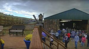 Most People Don't Know About This Wyoming Restaurant Hiding Inside A Barn