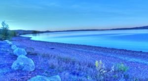 The Sinister Story Behind This Popular Wyoming Lake Will Give You Chills
