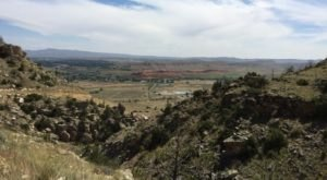 The Haunted Hike In Wyoming That Will Send You Running For The Hills