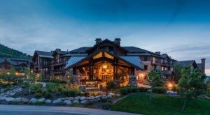 The One Place To Sleep In Utah That's Beyond Your Wildest Dreams
