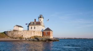 The One Place To Sleep In Rhode Island That's Beyond Your Wildest Dreams