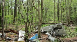 The Incredible Hike In New York That Will Lead You To An Abandoned Plane Crash