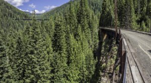 What Was Once A Railroad Is Now One Of The Most Awe-Inspiring Hiking Trails In Idaho