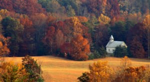 Fall Is Coming And Here Are The Most Beautiful Places To See Changing Leaves In Tennessee