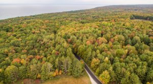 The 9 Best Backroads In Michigan For A Long Scenic Drive