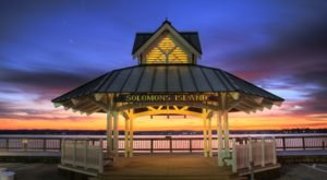 These 10 Towns In Maryland Have The Most Breathtaking Scenery In The State