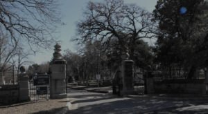 People Don't Want To Believe The Creepy Stories About This Austin Cemetery Are True