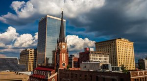 This Amazing Timelapse Video Shows Louisville Like You've Never Seen It Before