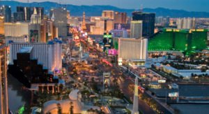 Most People Don't Know The History Behind The Las Vegas Strip In Nevada