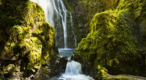 Take A Scenic Drive On Oregon's One And Only Highway Of Waterfalls For An Unforgettable Adventure