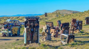 This Nevada Car Forest Is One Of The Most Unique Places You'll Ever Explore