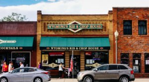 This Wyoming Steakhouse Was Just Named One Of The Best In The Nation