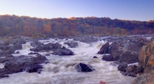 5 Amazing Natural Wonders Hiding In Plain Sight In Maryland — No Hiking Required