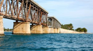 You've Never Experienced Anything Like This Epic Abandoned Railroad Trail In Florida