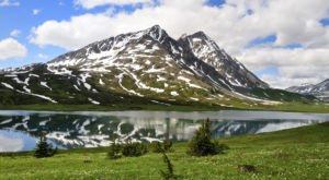 The Place In Alaska That Makes You Feel Like You've Stepped Through A Magical Wardrobe