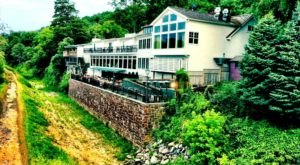 A Stunning Restaurant In Pennsylvania, Black Bass Is Full Of Gorgeous Views